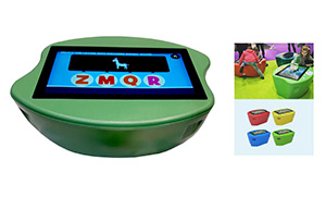 Mobikid : table intéractive